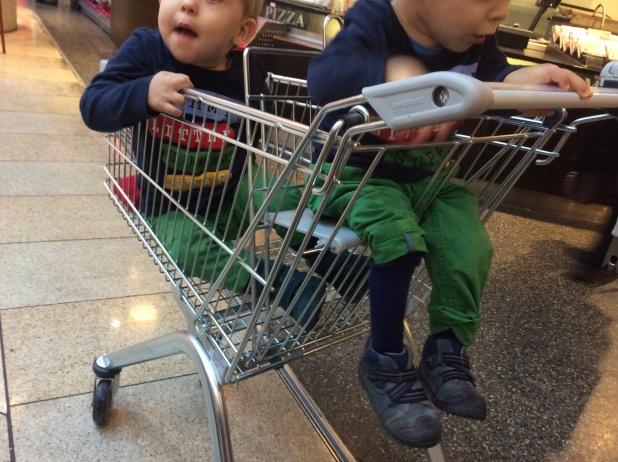 image1 Ein Einkaufs-Drama in drei Akten ODER: Shopping mit Zwillingen