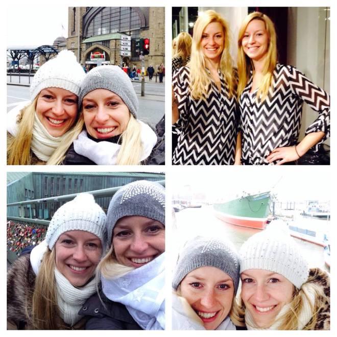 """Anika und Silvana von Zwillingsglück: """"Wir sind Schwestern und beste Freundinnen."""""""